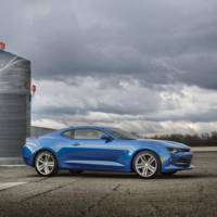2016 Chevrolet Camaro - Official pictures and details