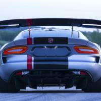 2016 Dodge Viper ACR official images and details