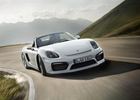 2016 Porsche Boxster Spyder - The new video commercial