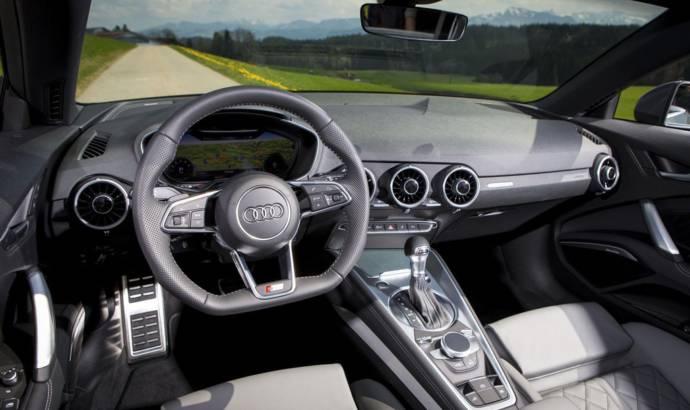 ABT Audi TT Roadster tuning kit