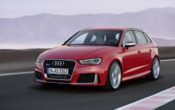 Audi R8 gives birth to new RS3 Sportback