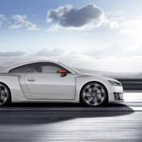 Audi TT clubsport turbo concept unveiled