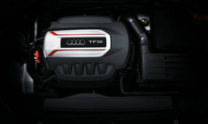 Audi 2.0 TFSI engine: official details unveiled