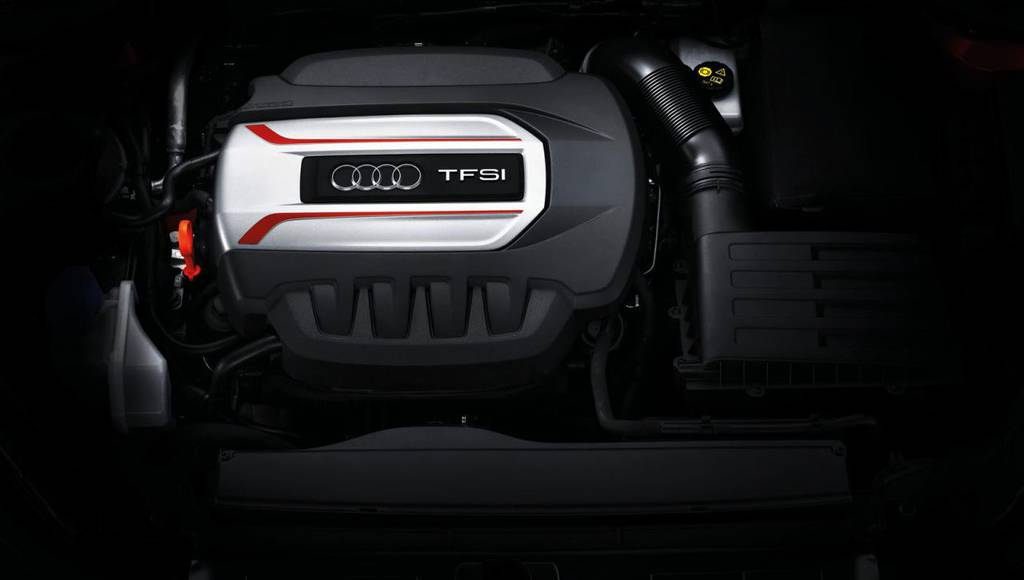 Audi will introduce tomorrow a new version of its 2.0 TFSI engine