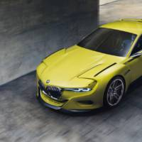 BMW 3.0 CSL Hommage revealed at Concorso dEleganza Villa dEste