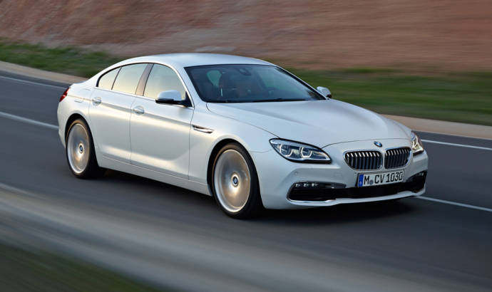 BMW 6 Series Gran Coupe commercial