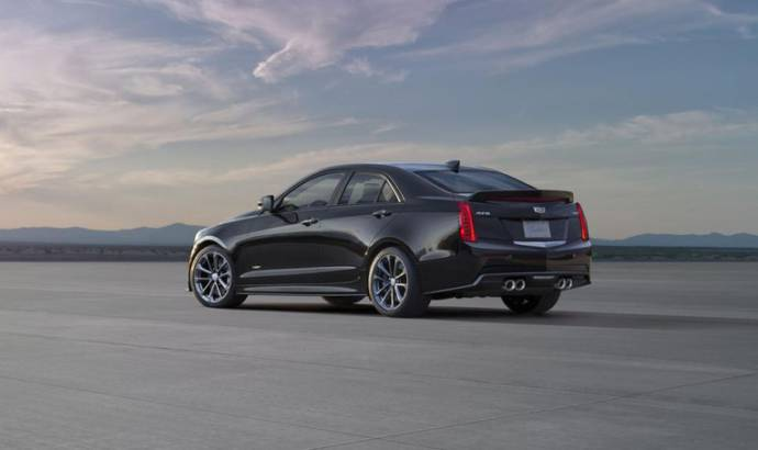 Cadillac ATS-V+ could be offered with a V8 7.0 liter engine