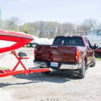 Ford F-150 receives Pro Trailer Backup Assist