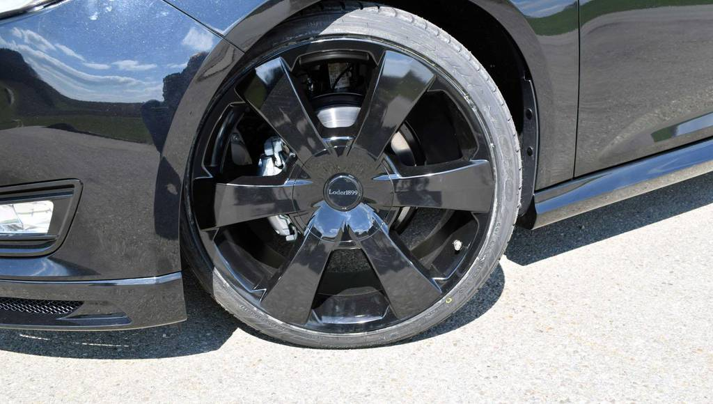 Ford Focus receives Loder1899 treatment