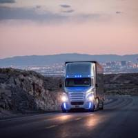 Freightliner Inspiration Truck is first legal autonomous car