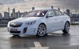 Holden Insignia VXR introduced