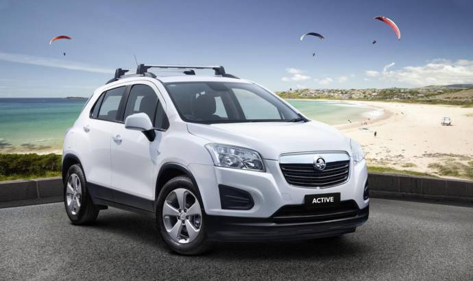 Holden Trax Active special edition introduced