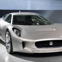 Jaguar C-X75 will star in new James Bond SPECTRE