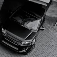 Kahn Design Range Rover Evoque RS Sport tuning