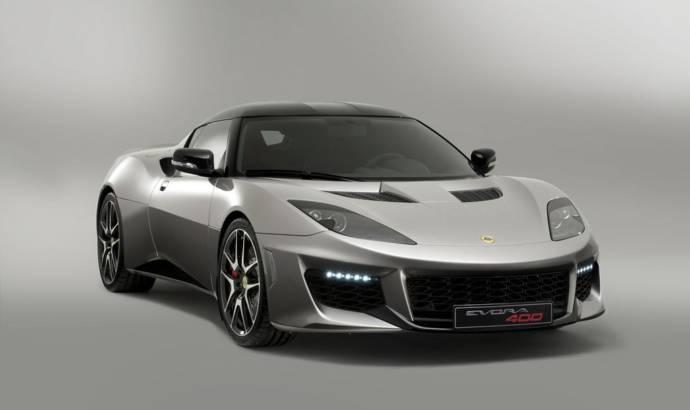 Lotus Evora 400 prices announced
