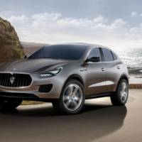 Maserati Levante will debut in Detroit