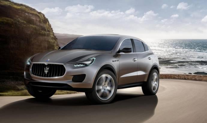 Maserati Levante will debut in Detroit