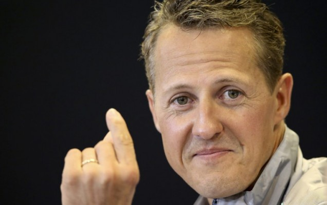 Michael Schumacher health state is improving