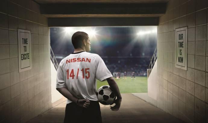Nissan prepares electric fleet for UEFA Champions League final