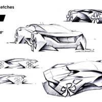 Peugeot Vision Gran Turismo unveiled