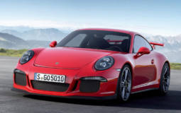Porsche 911 GT3 RS riven on track