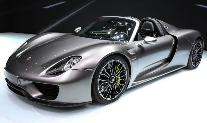 Porsche 918 Spyder recall announced