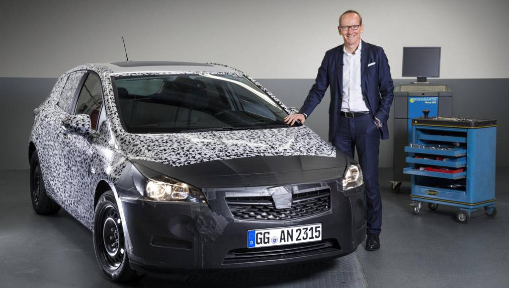 Report - Opel Astra GSi will have 250 HP