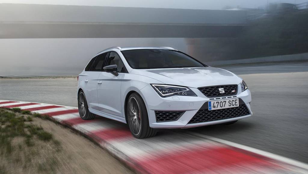 Seat Leon ST Cupra is the fastest estate around Nurburgring