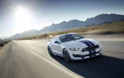 Shelby GT350 Mustang detailed