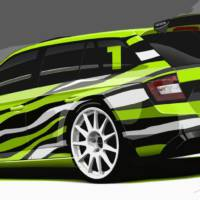 Skoda Fabia Combi R5 ready to debut at Worthersee