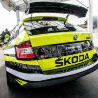 Skoda Fabia Combi R5 unveiled in Worthersee