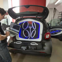 Smart Forgigs is the smallest concert hall on wheels