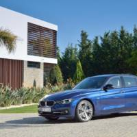 This is the 2015 BMW 3-Series facelift