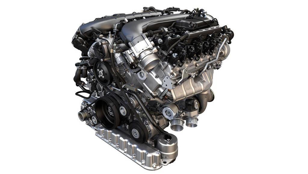 Volkswagen 6.0 TSI W12 engine unveiled
