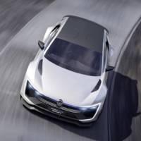 Volkswagen Golf GTE Sport Concept unveiled