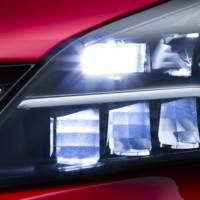 The next generation Opel Astra will get optional LED Matrix headlights