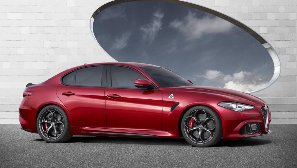 2015 Alfa Romeo Giulia - Official pictures and details