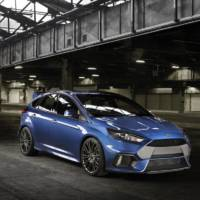2015 Ford Focus RS - 350 HP and 440 Nm peak of torque