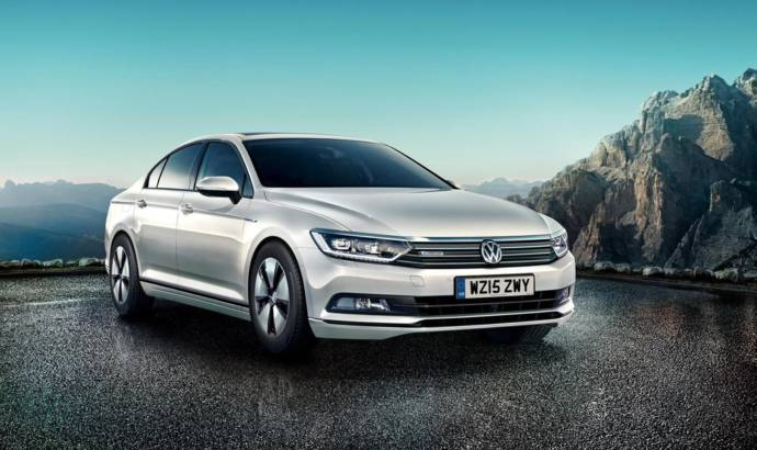 2015 Volkswagen Passat Bluemotion UK prices announced