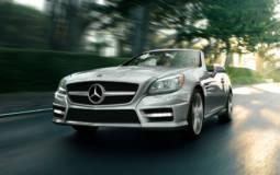 2015 Mercedes-Benz SLK-Class Review