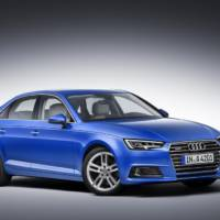 2016 Audi A4 details and photos
