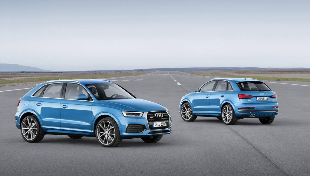2016 Audi Q3 US prices announced