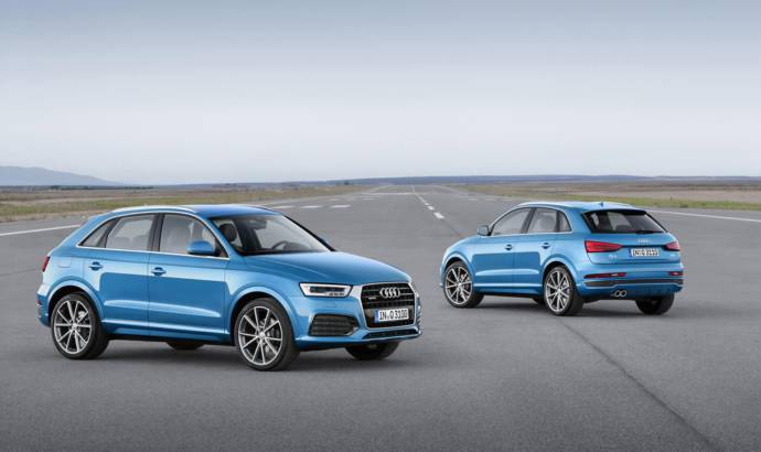 2016 Audi Q3 US prices announced