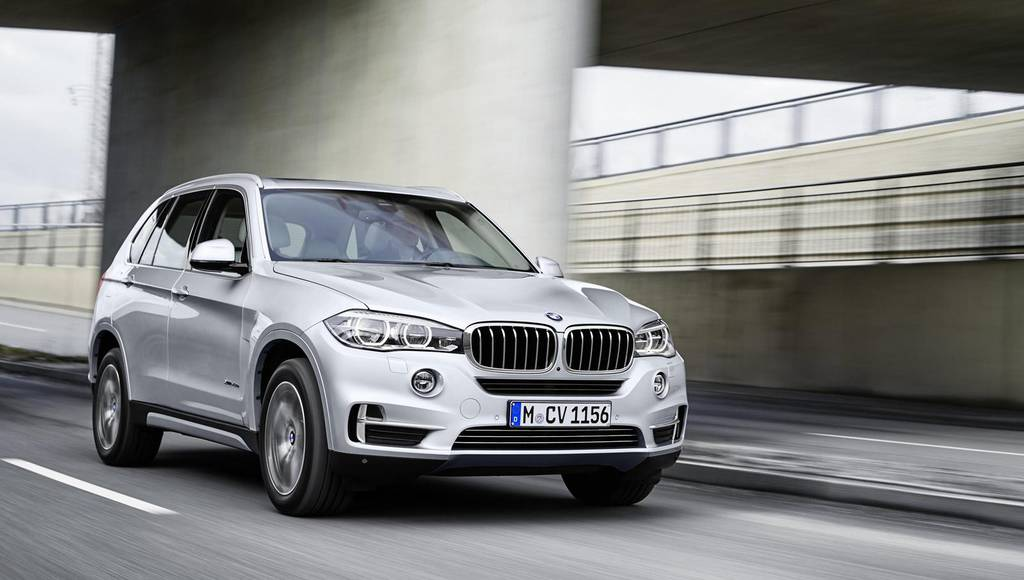 2016 BMW X5 xDrive40e US prices announced