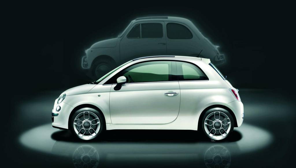 2016 Fiat 500 facelift to debut on 4th of July