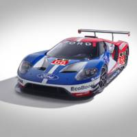 2016 Ford GT race officially revealed