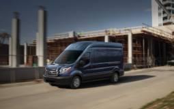 2016 Ford Transit updates