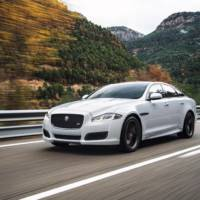 2016 Jaguar XJ facelift - Official pictures and details