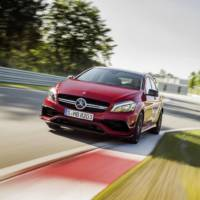 2016 Mercedes-AMG A45 unveiled