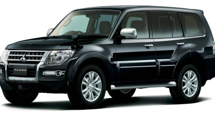 2016 Mitsubishi Pajero launch confirmed for this summer